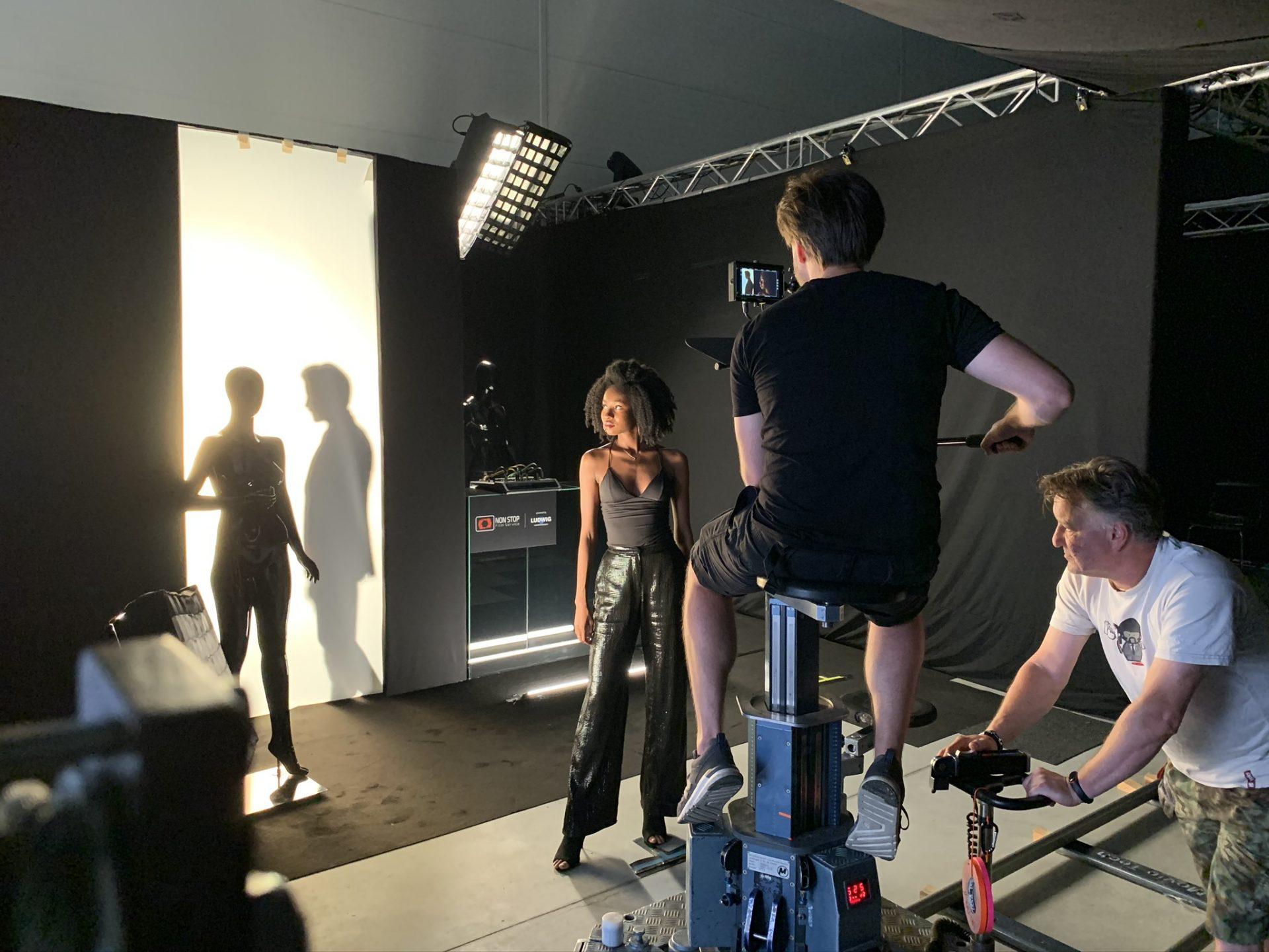 TechDay bei Non Stop Film Service in Warschau im eigenen Studio