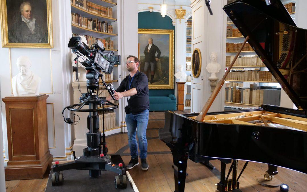 Musik im Film: Klassische Konzerte in Dresden und Weimar