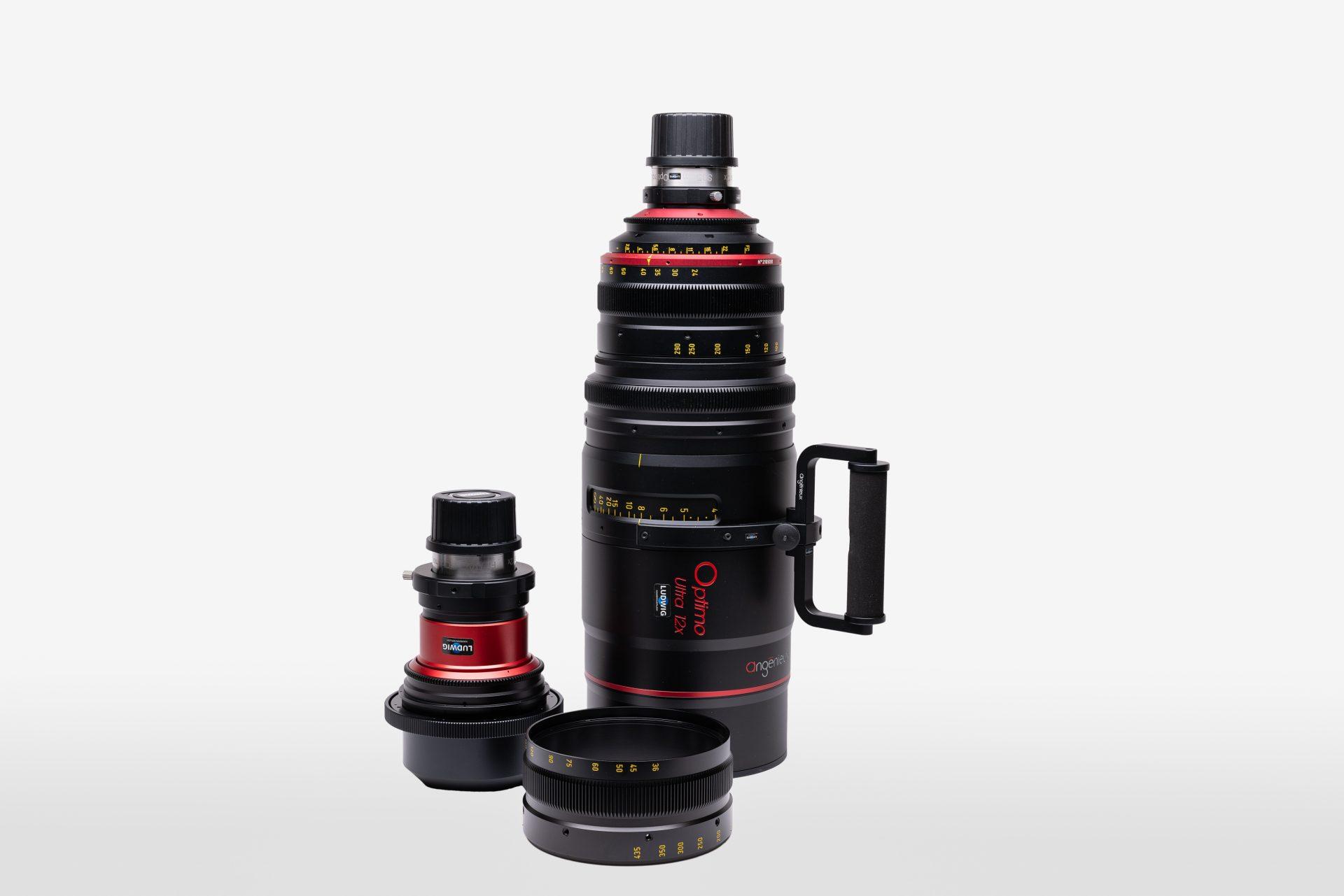 Angenieux Optimo Ultra 36-435mm