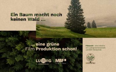 Filmwald: Bäume pflanzen für eine grüne Produktion